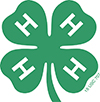 Official 4-H Clover Emblem