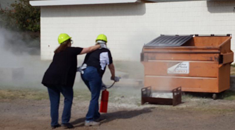 Fire Suppression Training