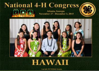 2015 Congress Group Photo