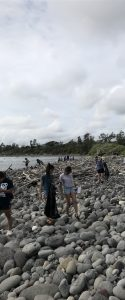 Cleaning up the beach 2019 Beach Clean Up