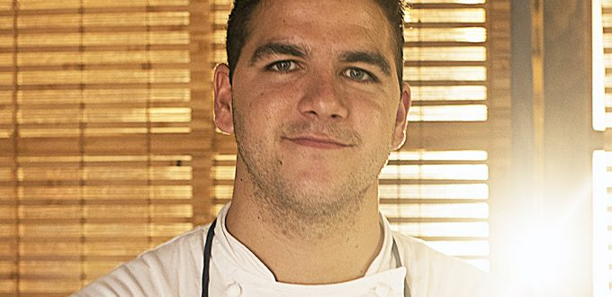 Photo of Chef Taylor Ponte
