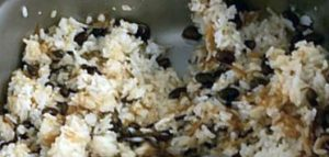 Edamame Rice Recipe