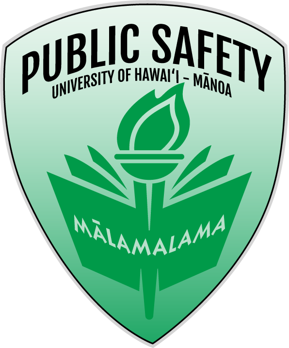 UHM Public Safety Logo