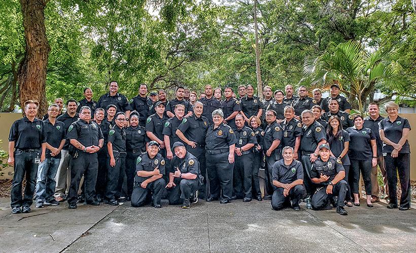 UHM DPS Operations Team