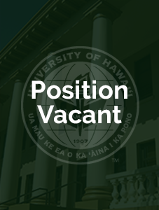 Vacant Position
