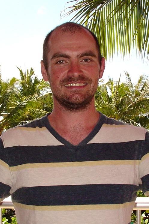 HELP Instructor Michael Bischoff