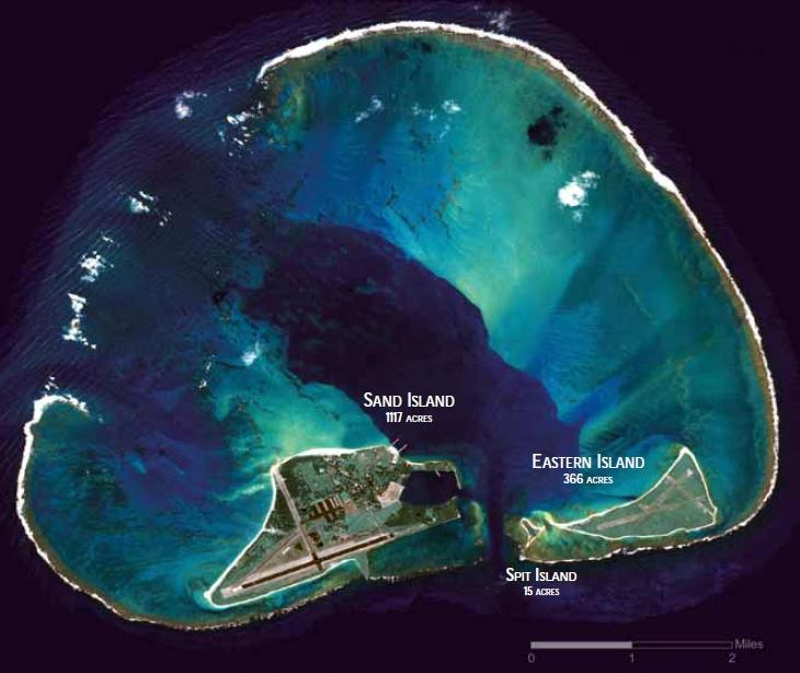 <p><strong>Fig. 7.27.</strong>&nbsp;(<strong>B</strong>) Midway Atoll, Northwestern Hawaiian Islands, Hawai'i</p>