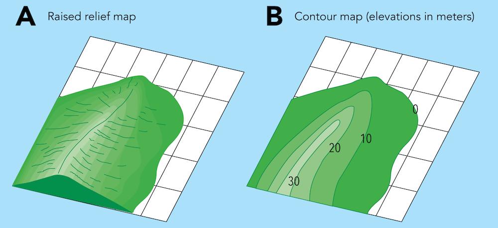 Seafloor Features And Mapping The Seafloor Manoa Hawaii Edu