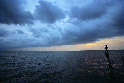 <p><strong>SF Fig. 3.2.</strong>&nbsp;(<strong>B</strong>) Dark monsoon clouds approaching from the sea in Kerala, southern India</p>
