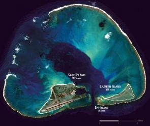 <p><strong>Fig. 7.27.</strong> (<strong>B</strong>) Midway Atoll, Northwestern Hawaiian Islands, Hawai'i</p><br />