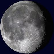 <p><strong>SF Fig. 6.10.</strong> (<strong>E</strong>) Waning gibbous moon</p><br />