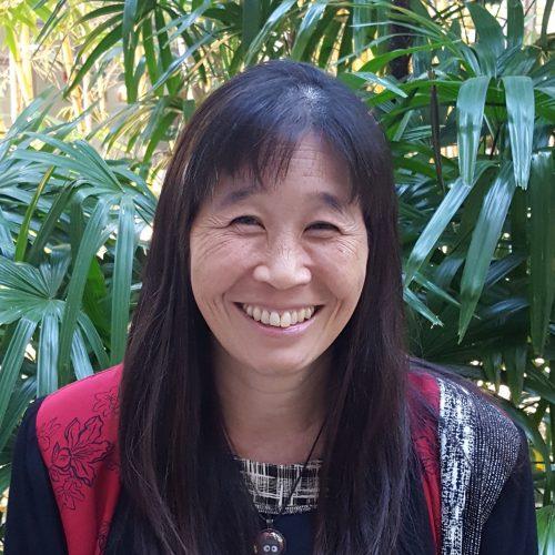 Staff Member Image: Lisa Fujikawa