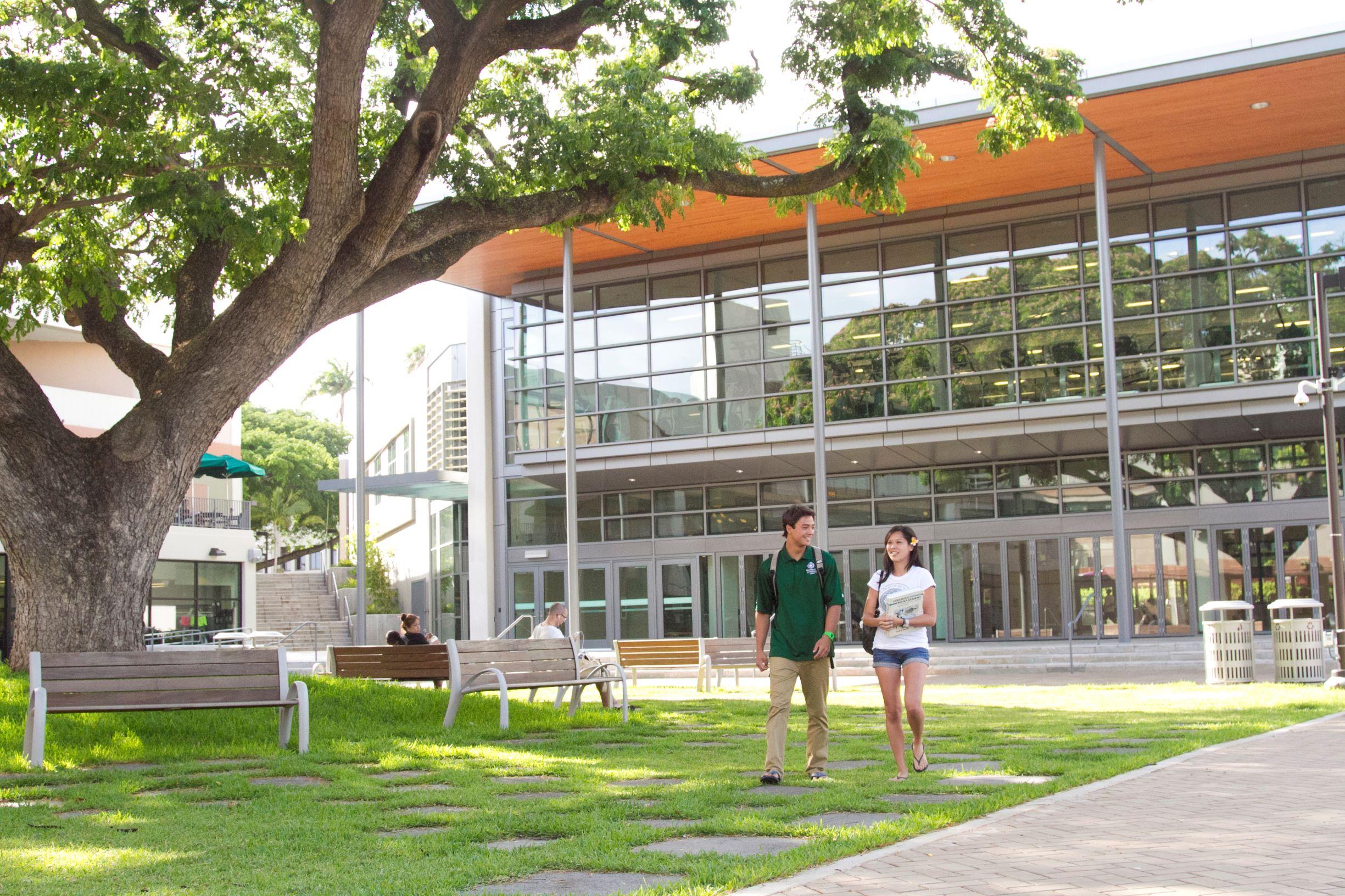 UHM Campus Photo