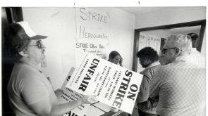 Culinary union strike 1984 Vegas