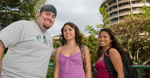 University of Hawaii at Manoa: Current Students