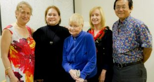Group photograph of alternative medicine dept.