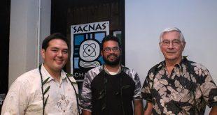 Dr. Michael Hadfield, Dr. Michael Lujan Bevacqua, and Austin J. Shelton III