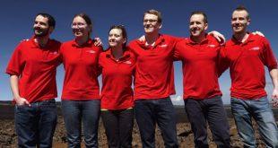 HI-SEAS Mission V crew