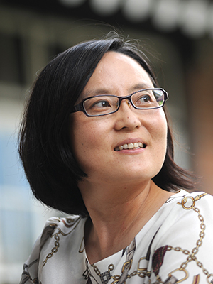 Hyun Mee Kim lectures on South Korea's MeToo movement