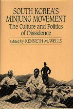 South Korea's Minjung Movement cover