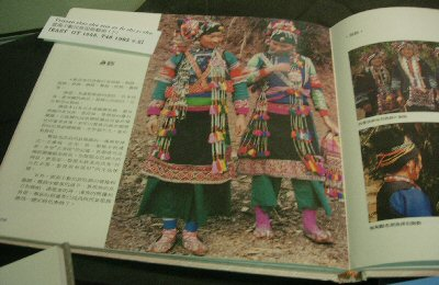 Traditional Costumes of the Ethnic Minorities of China