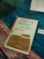 Brahmi Script of Ancient India