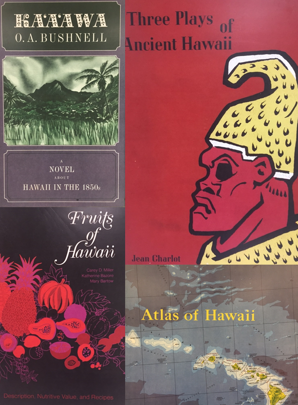 Highlights from the University of Hawai'i Press's First 25 Years book cover