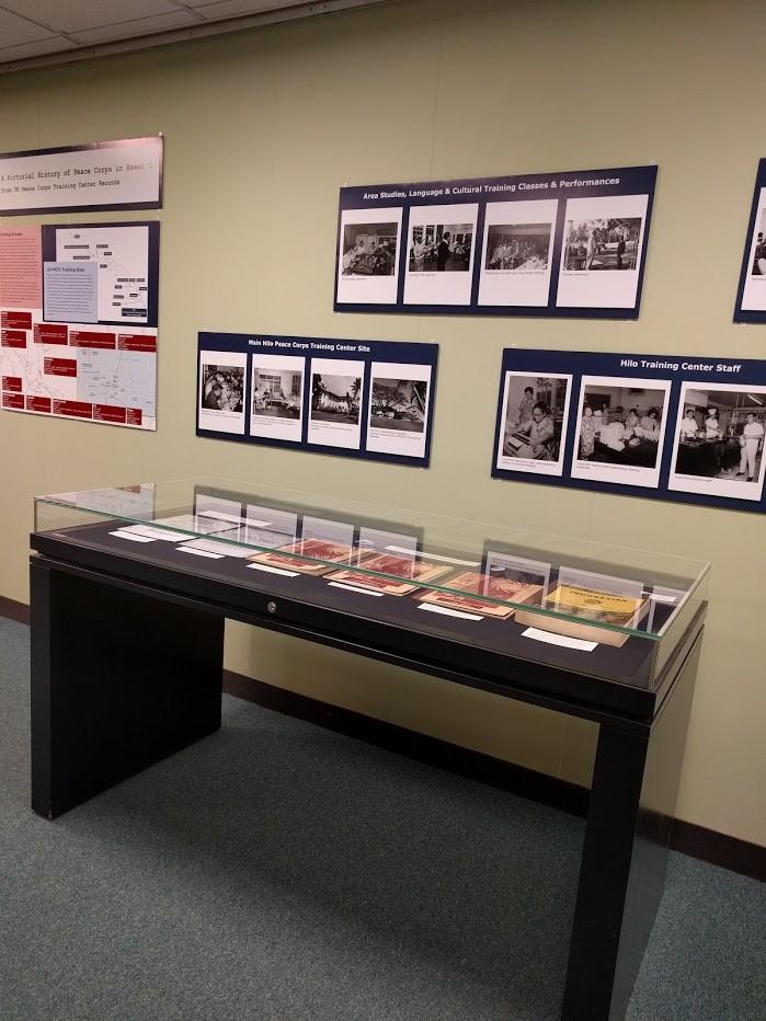 PeaceCorps Exhibit Image