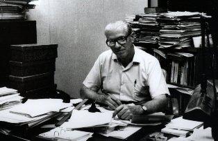 photo of John Albert White