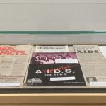 AIDS information & facts in brochures and newspapers