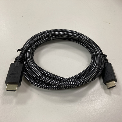 Image of an HDMI to HDMI 10 foot cable
