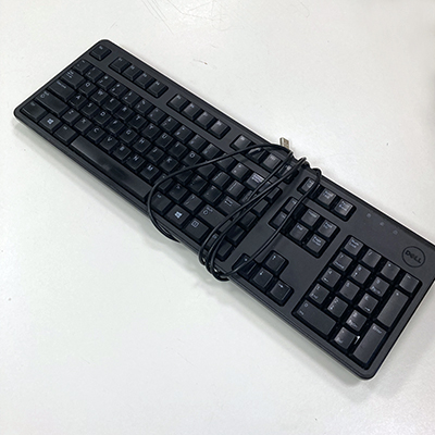 image of keyboard (USB, wired)