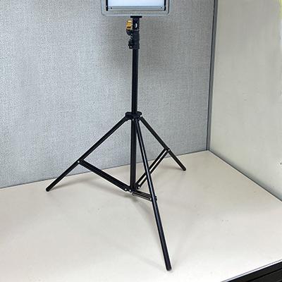 image of generic tripod for lighting equipment