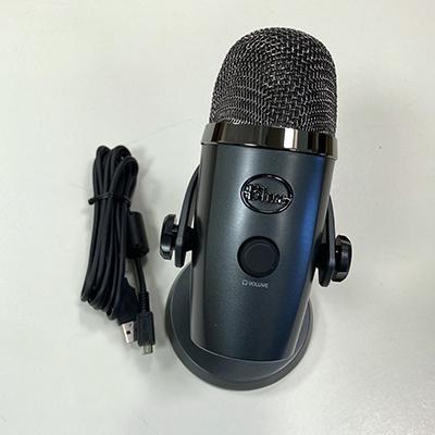 image of Yeti Nano microphone