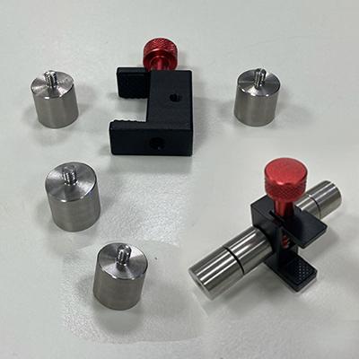 image of Zhiyun Smooth 4 gimble counterweights