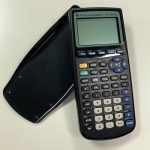 image of TI-83 calculator