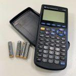 image of TI-89 calculator