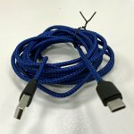 image of USB-C to USB-A cable, 3m (10')