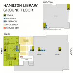 Hamilton Library Ground Floor