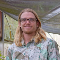 Timothy Kroessig, Horticulture Manager