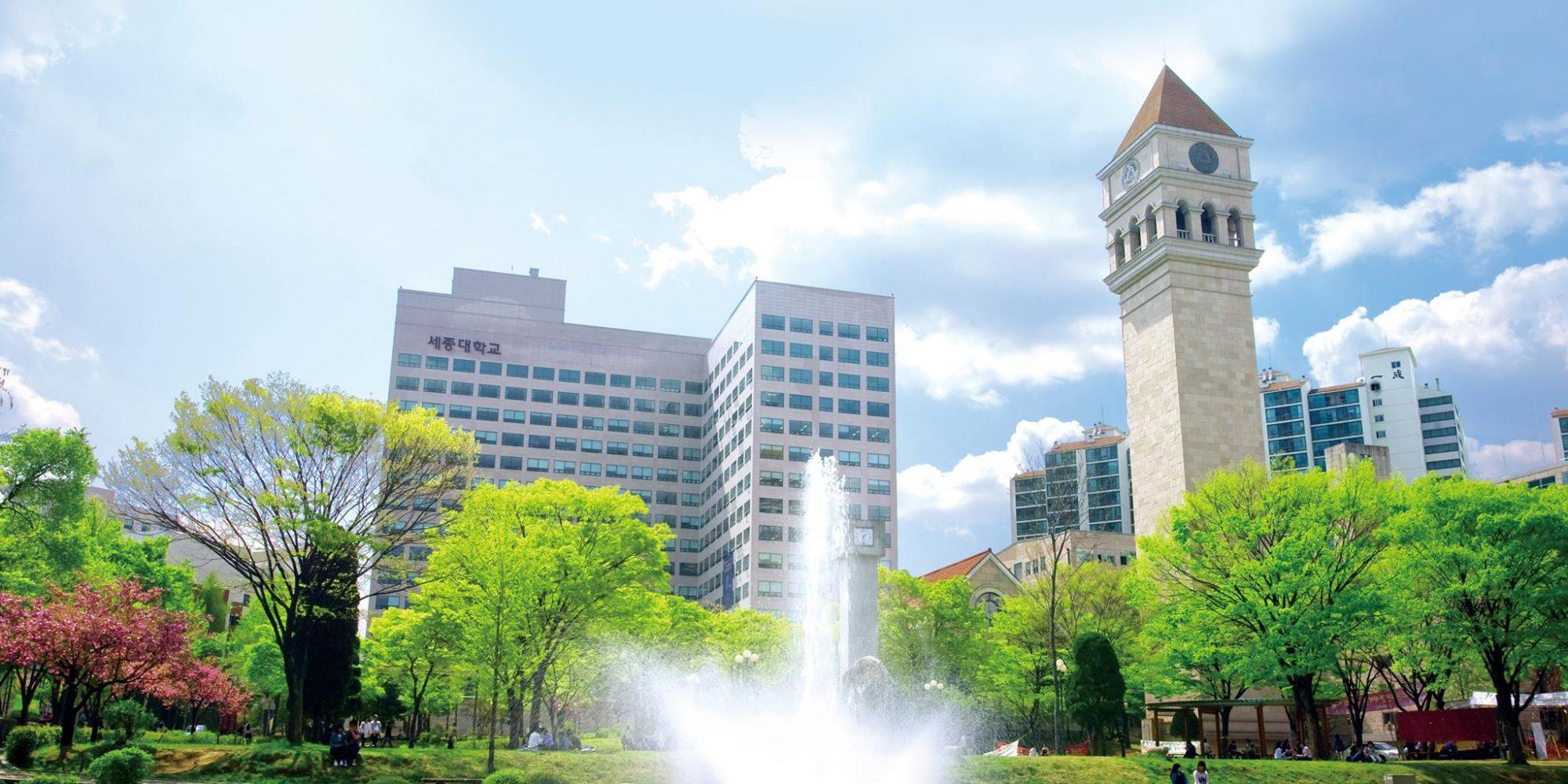 Sejong University – Mānoa International Exchange