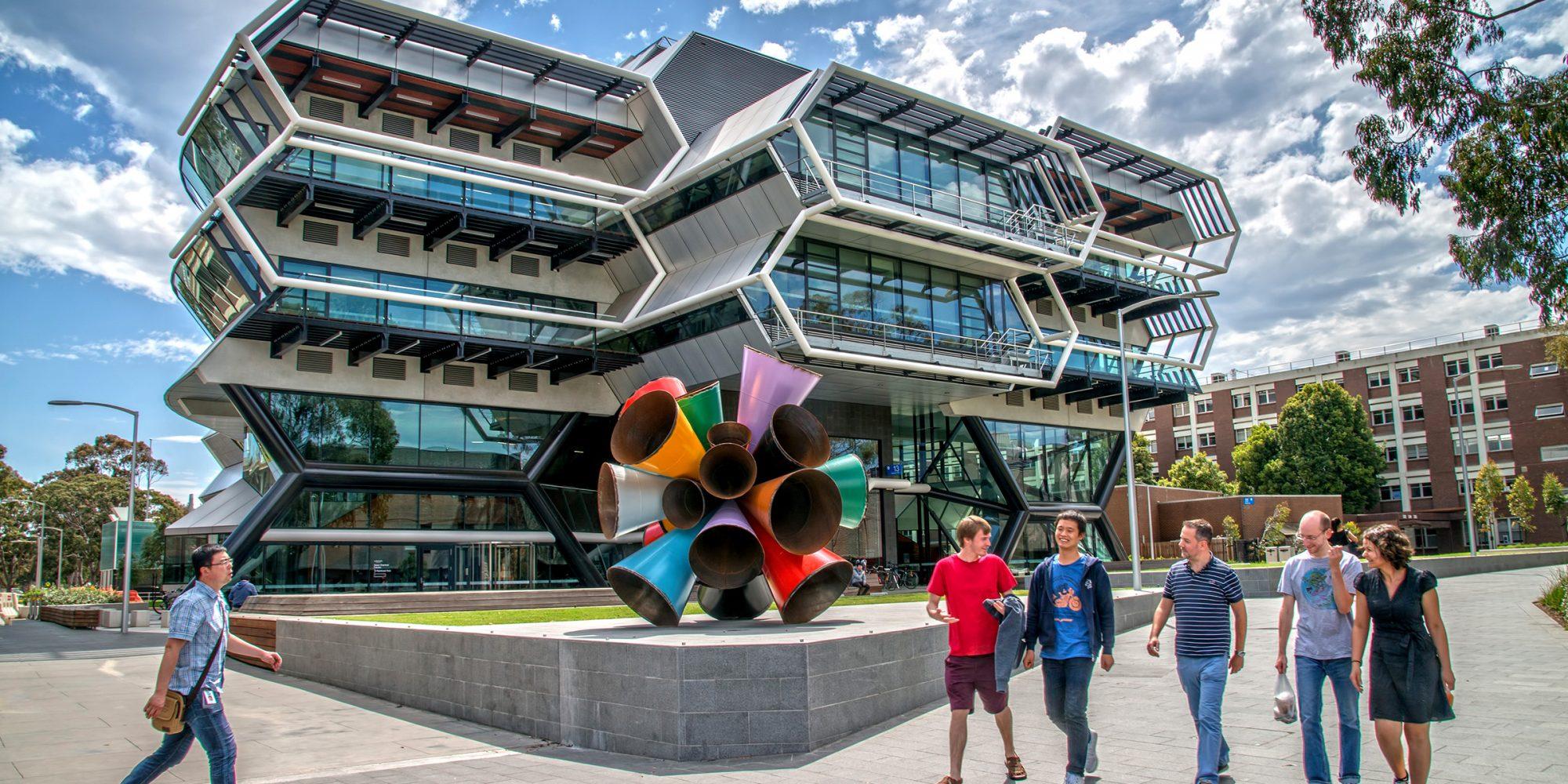 Топ 10 университетов Австралии