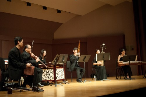 Chinese Music Virtuosi at UH Music Department