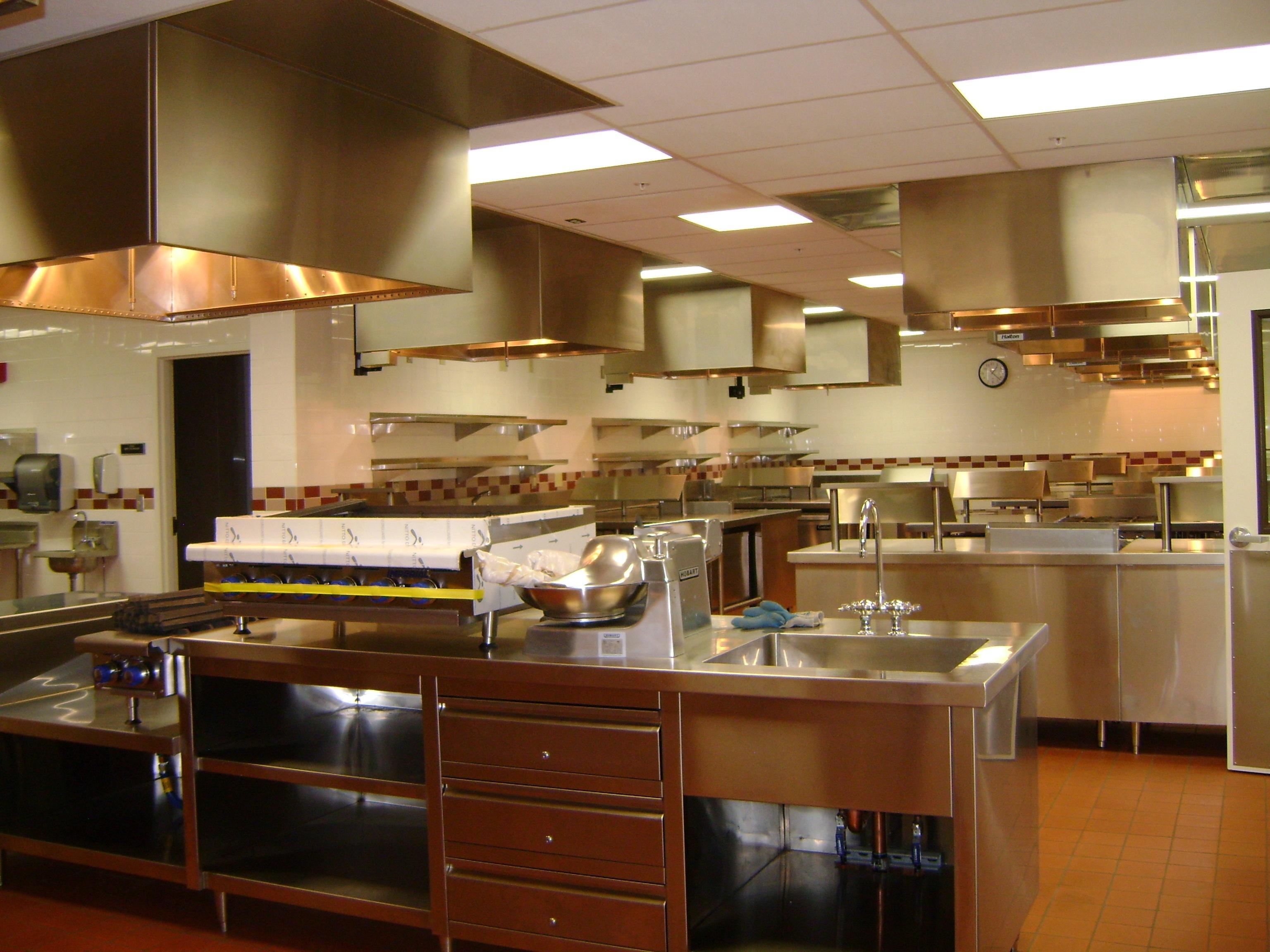 Fundamental Skills Learning Kitchens