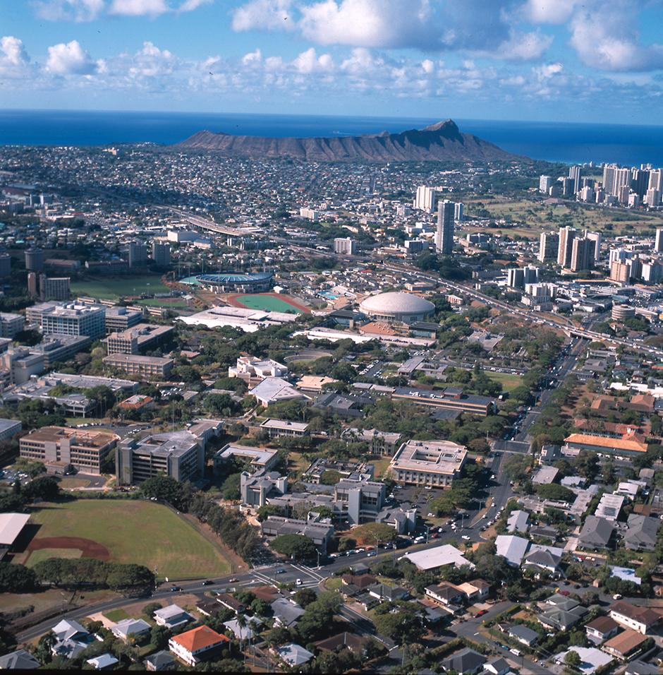 Mānoa: UH Manoa invited to join network of Pacific Rim