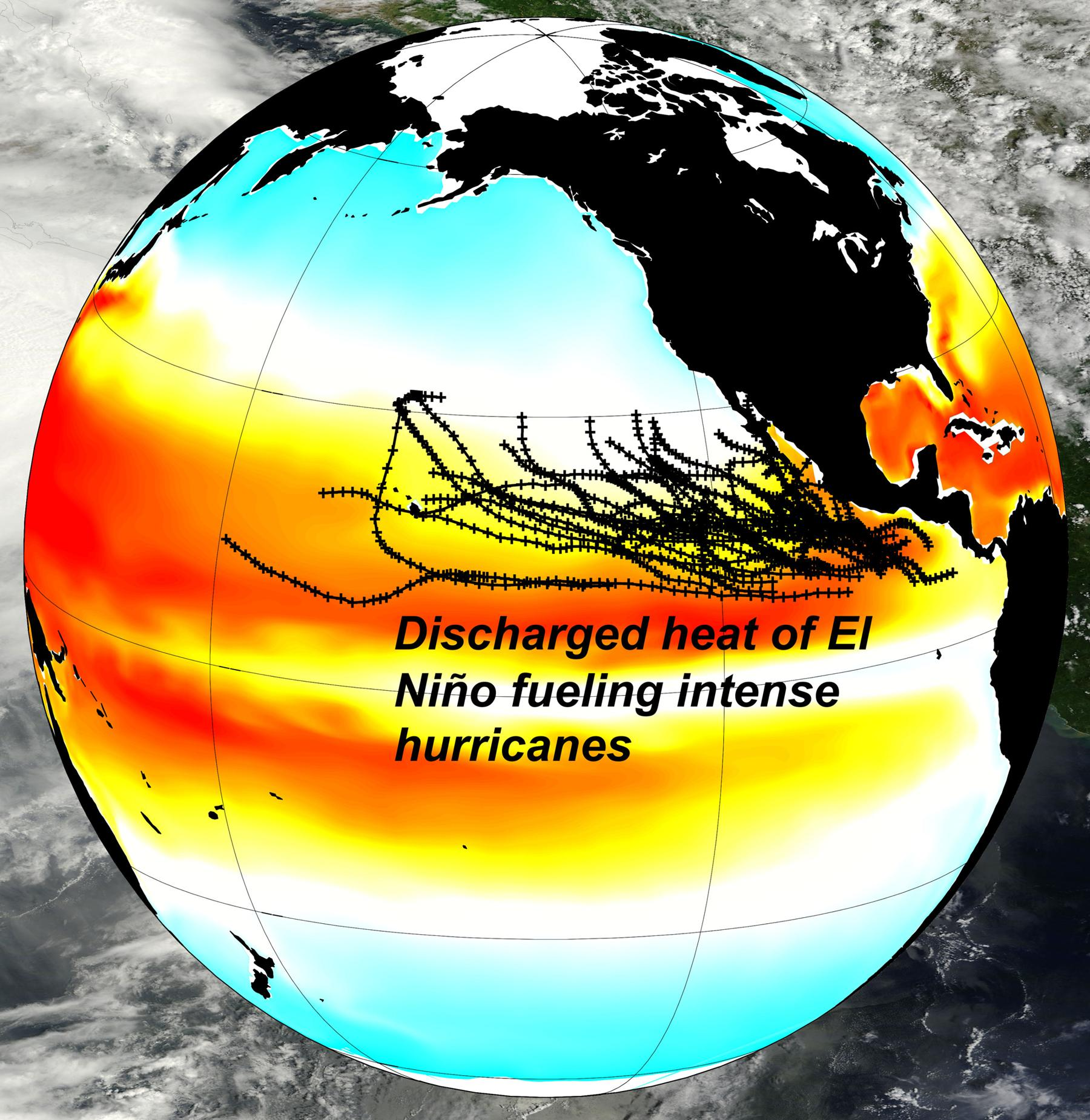 Mānoa: Climate researchers discover El Nino's fueling effect on ...