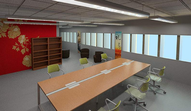 Conceptual Renderings Of The Model Confucius Institute Renovation Kevin Griffin