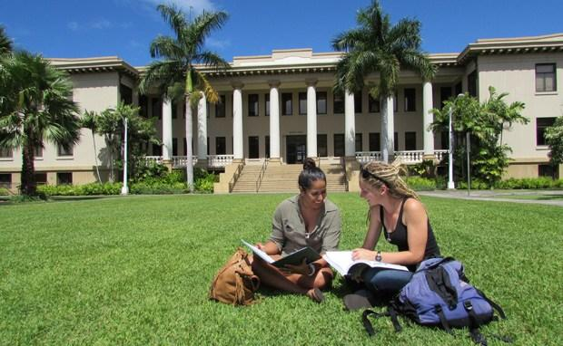 Five schools and colleges at UH Mānoa have been ranked by U.S. News & World  Report in its just-released 2017 Best Graduate Schools lists.