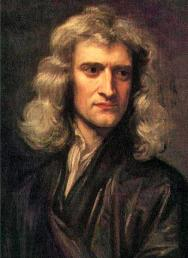 <p>Fig. 2. Sir Isaac Newton, depicted here in an oil painting, was a mathematician and physicist (January 4, 1643- March 31, 1727).&nbsp;</p>