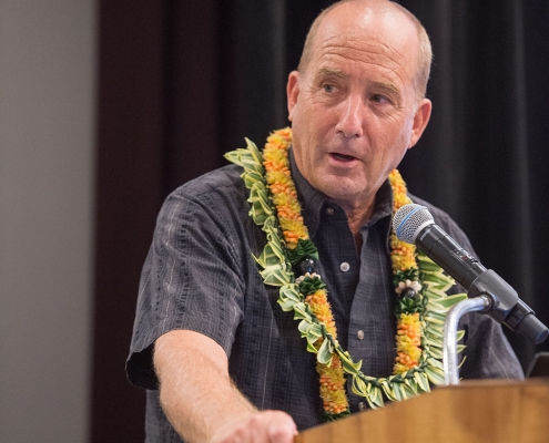 Mark Hixon podium